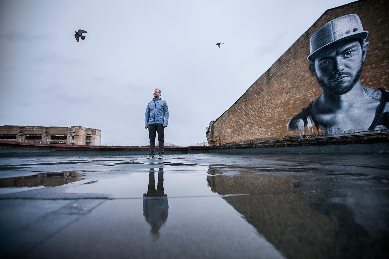 Урбаніст Урс Томан зі Швейцарії / «Rooftops» від Taschen