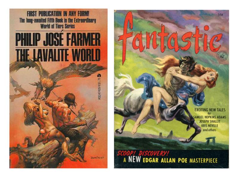 Фантастика тривалий час лишалася жанром для чоловіків
