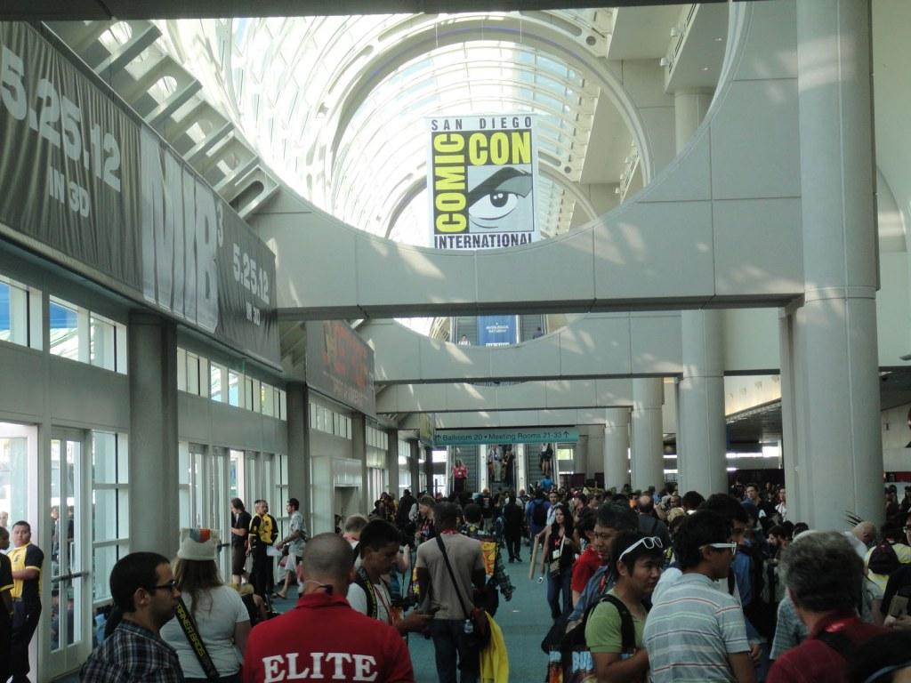 Конвент фантастики у місті