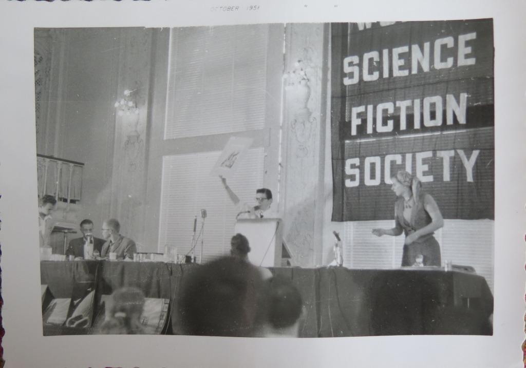 Конвенти фантастики