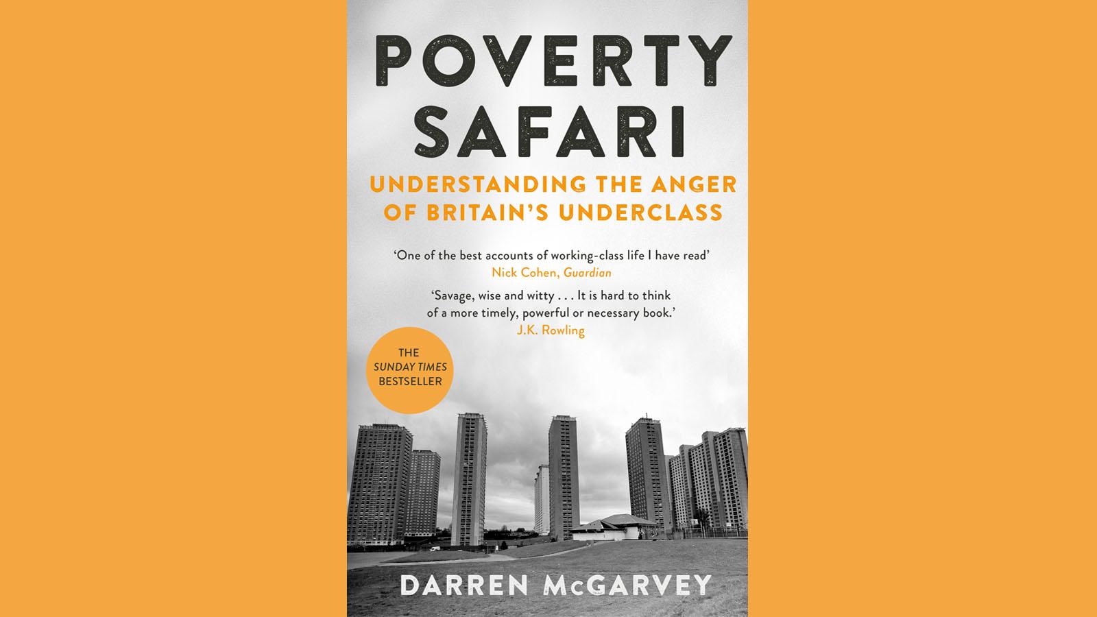 Даррен Мак-Ґарві: Сафарі бідності