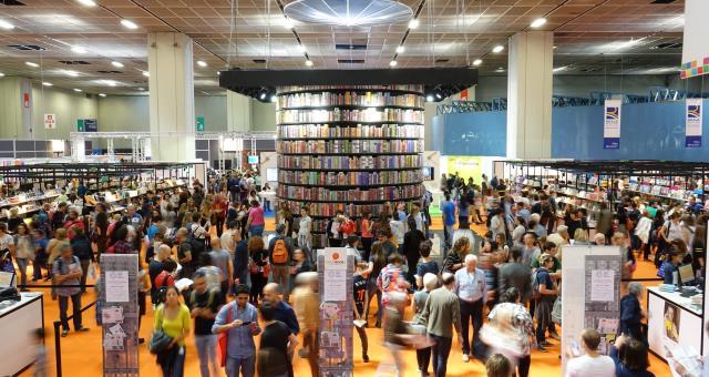 Туринський книжковий ярмарок