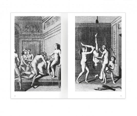 MARQUIS DE SADE. 100 Erotic Illustrations