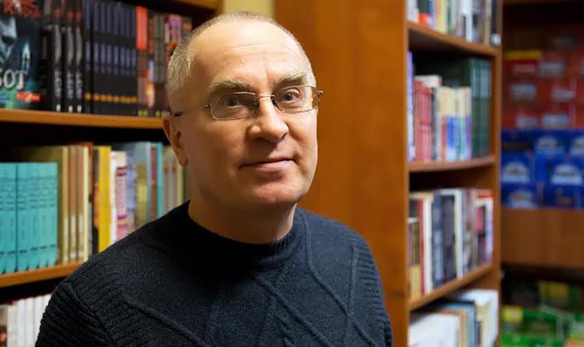 Помер професор Леонід Ушкалов