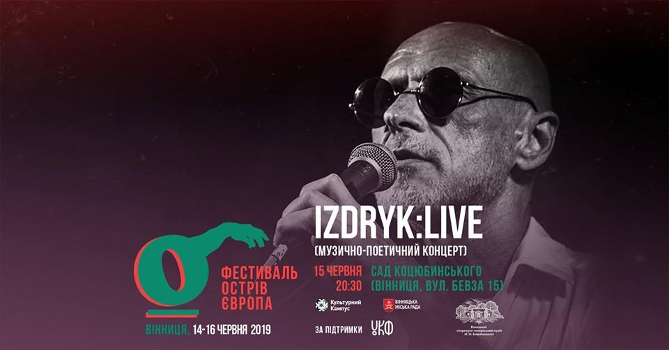 Izdryk:LIVE