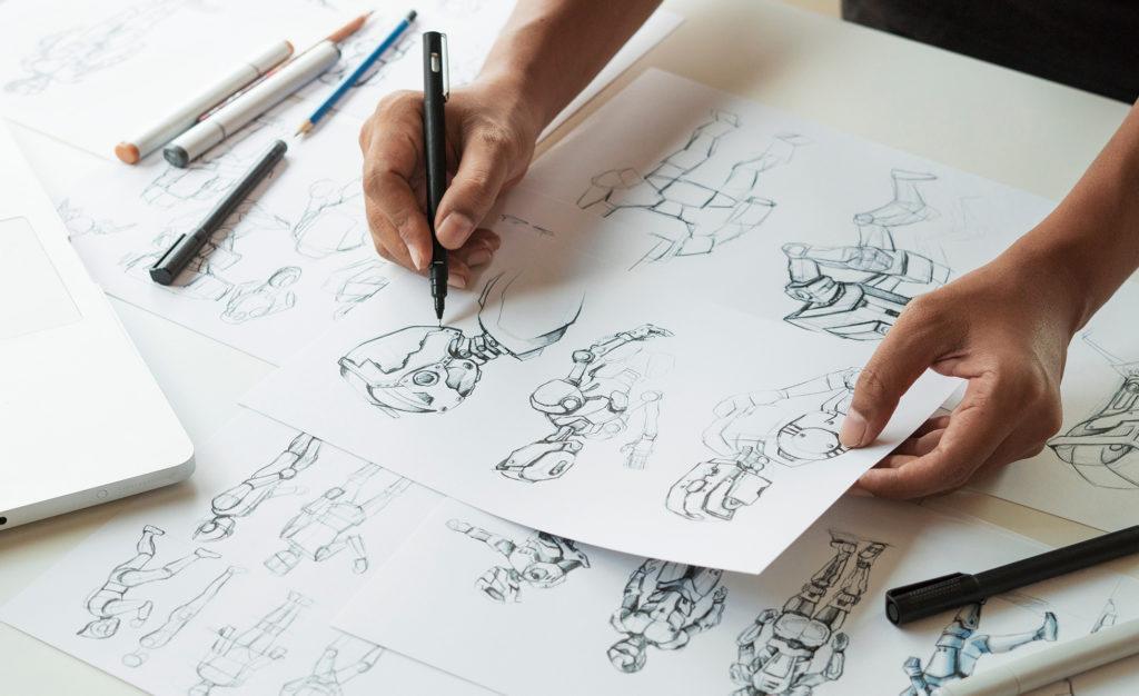В Україні запустили опитування про умови праці й гонорари ілюстраторів