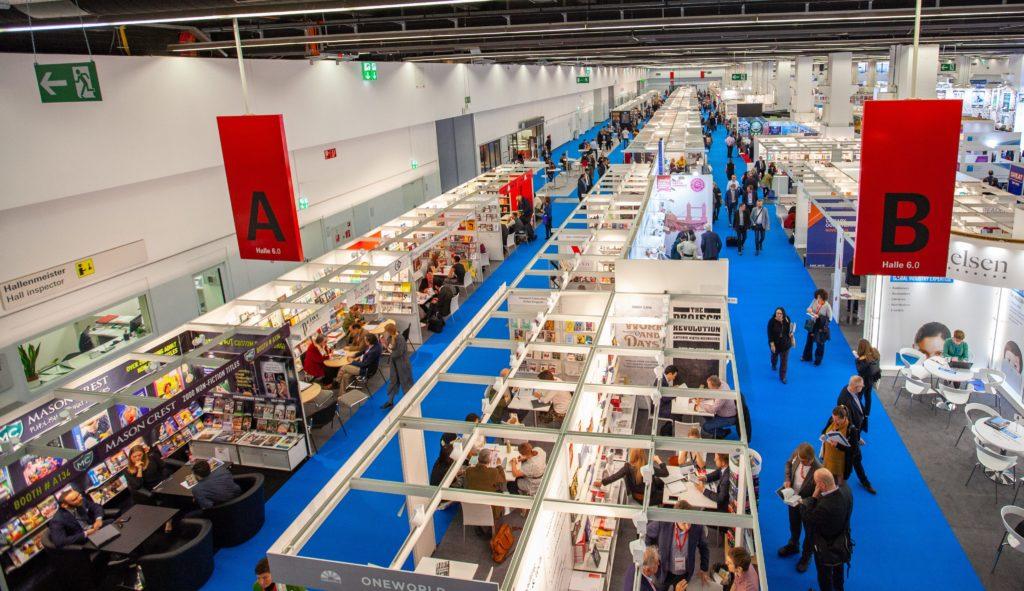 Франкфуртський ярмарок оголосив умови проведення і програму