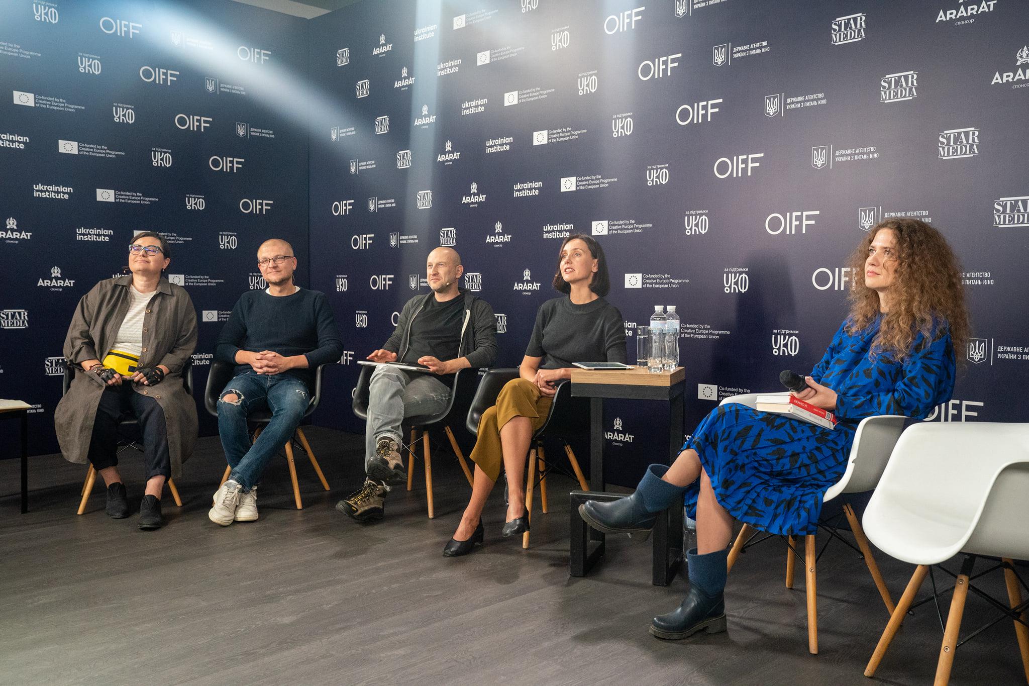 Письменниця Гаська Шиян з романом «За спиною» стала переможницею Book Pitch-2020