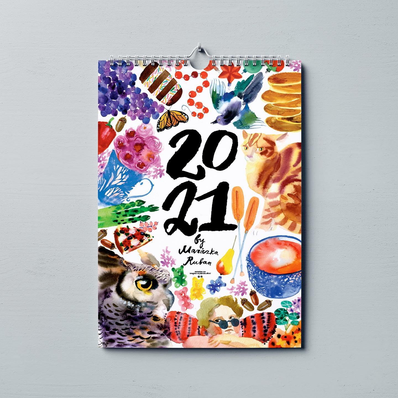 Календар Марічки Рубан