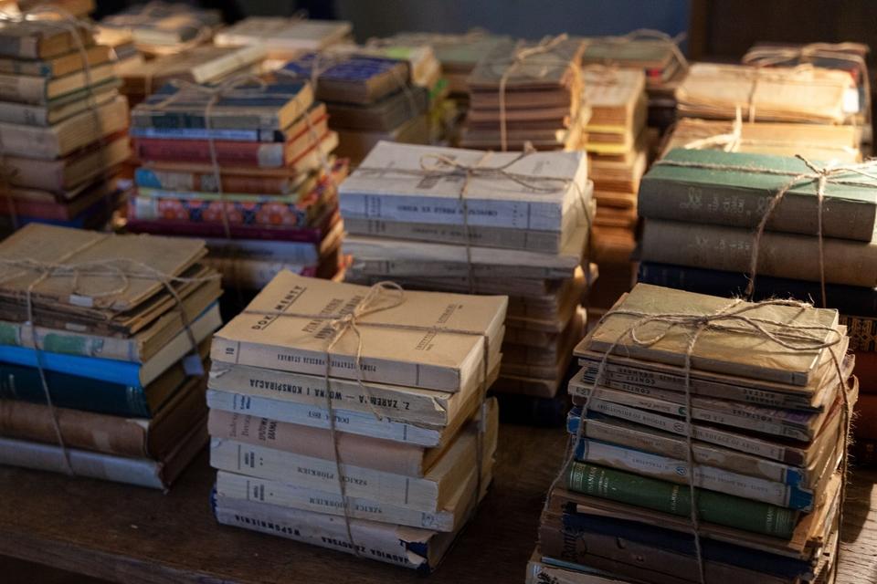 Бібліотеку Станіслава Вінценза повернули з Німеччини до України