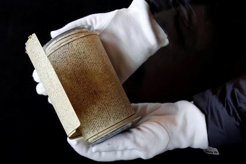 Уряд Франції шукає 4,5 млн євро, щоб придбати скандальний рукопис Маркіза де Сада