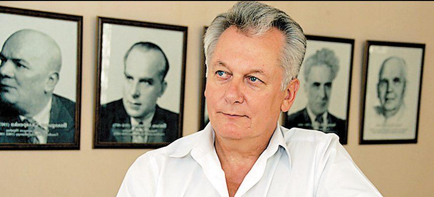 Голова Наглядової Ради УКФ Михайло Захаревич склав повноваження