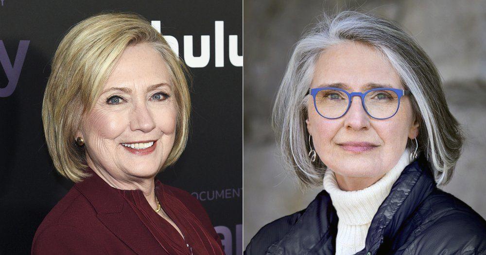 Гілларі Клінтон разом з Луїзою Пенні напишуть політичний триллер