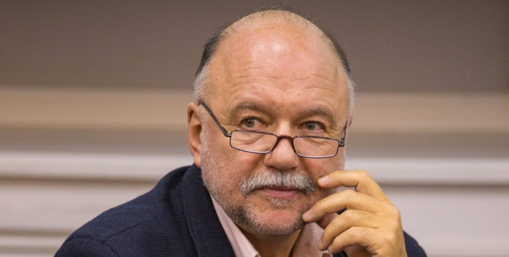 Андрія Куркова переобрали президентом Українського ПЕН