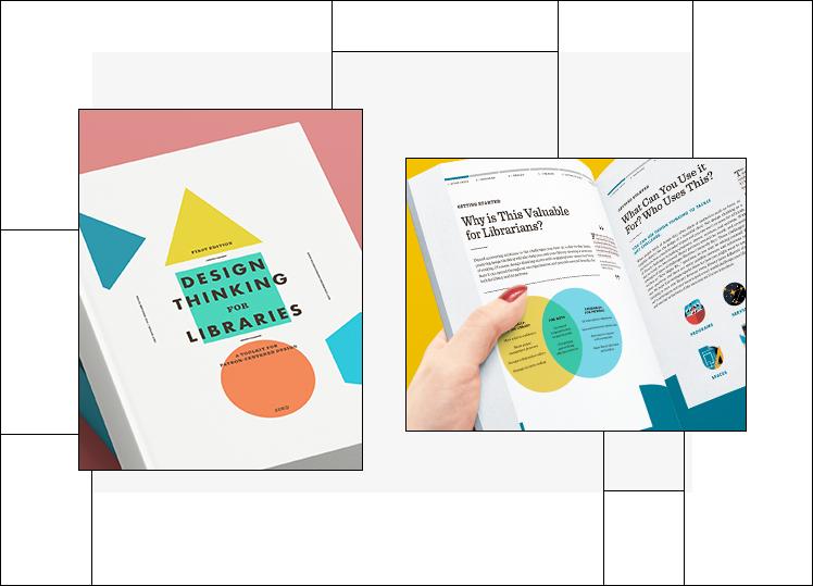 У вільний доступ виклали методологію «Дизайн-мислення для бібліотекарів»