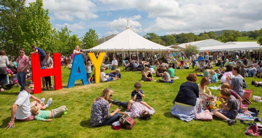 Уельський літературний Hay-фестиваль 2021 пройде в цифровому форматі