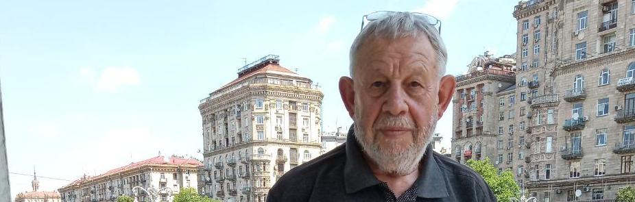 Помер український перекладач з івриту Віктор Радуцький