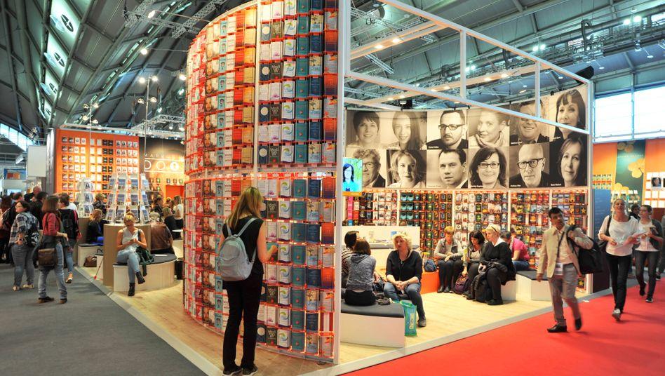 Франкфуртський книжковий ярмарок 2021 відбудеться у гібридному форматі