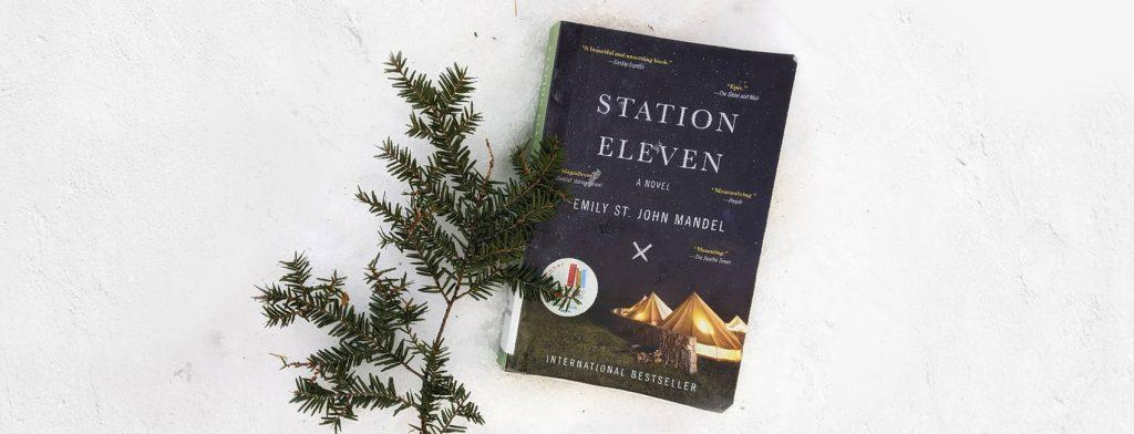 Station Eleven: Три мистецькі новини з постапокаліптичного майбутнього