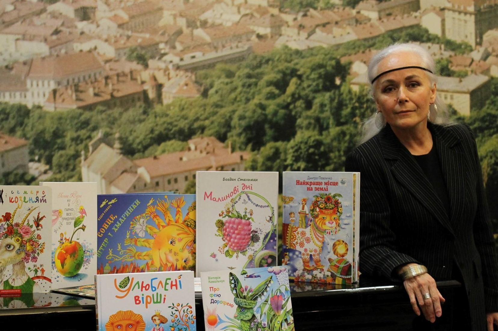 Від коронавірусу померла ілюстраторка й письменниця Вікторія Ковальчук