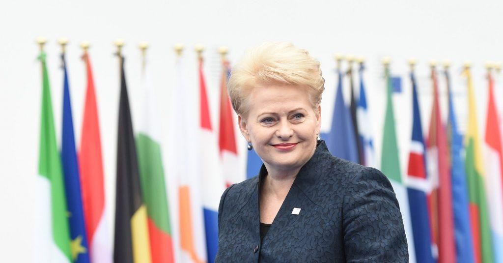 Експрезидентка Литви презентувала на Книжковому Арсеналі біографічну книжку