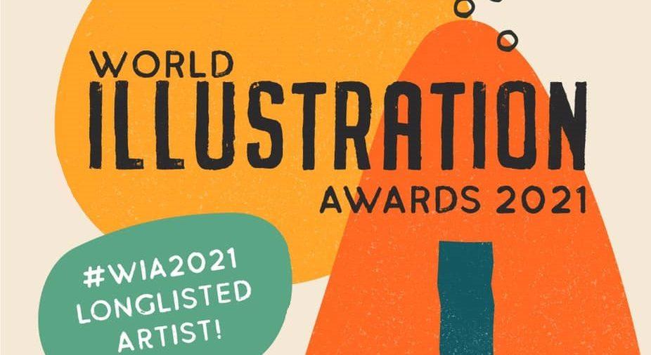 У довгий список World Illustration Illustration Awards 2021 потрапили українські проєкти
