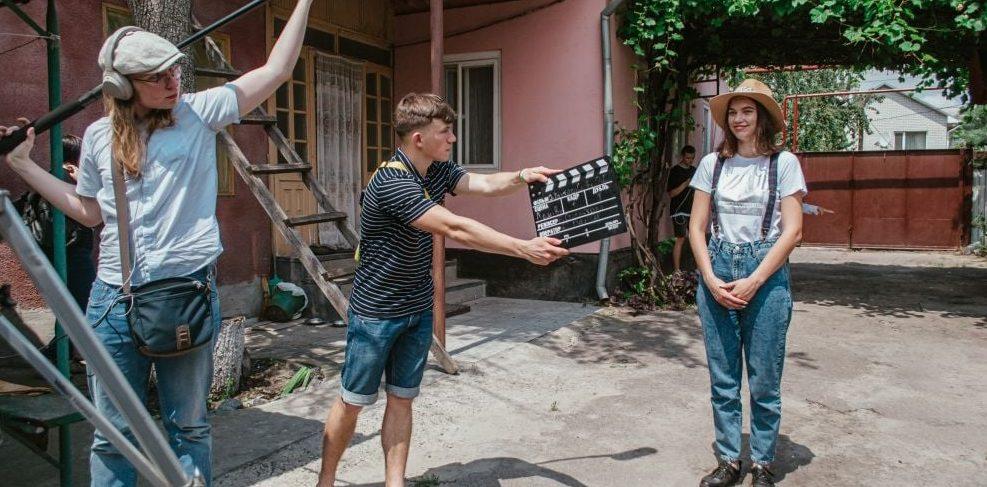 У Дніпрі розпочались зйомки фільму про Олеся Гончара