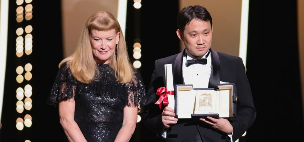 Фільм за мотивами твору Муракамі отримав нагороду Каннського кінофестивалю