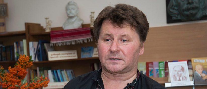 Ігор Павлюк отримав Швейцарську літературну премію